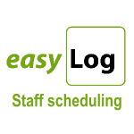 easyLog Staff Scheduling and Rota Management